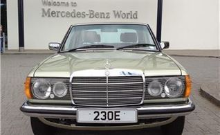 Mercedes Benz W123 230E 1986 Road Test | Road Tests | Honest John | Classic cars enthusiast | Scoop.it
