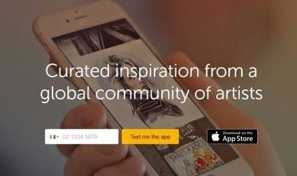 Fleck: una community per artisti in stile Instagram   my blog   Scoop.it