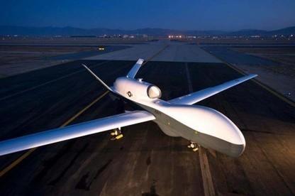 Le développement du programme Triton BAMS, variante maritime du Global Hawk, va être retardé | informatique | Scoop.it