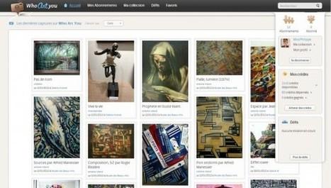 Who Art You, naissance d'un nouveau réseau social dédié à l'art | Mobile Photography Arts | Scoop.it
