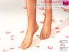 FREE!!! Full Perm Rigged Mesh Ladies Meli Tip Toe Bare Feet! | Secondlife Freebies For You | Scoop.it