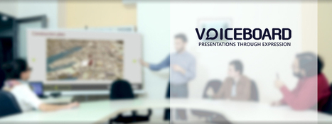 Voiceboard - Future of Presentations | EduInfo | Scoop.it