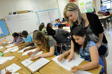 How Common Core Standards Kill Creative Teaching | Opinion | US News & World Report | Middle School Math | Scoop.it