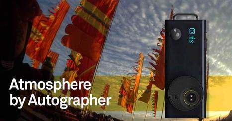 Autographer - Photography Reimagined | Way Cool Tools | Scoop.it