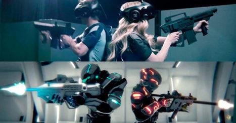 Top 5 des meilleurs accessoires pour la réalité virtuelle en 2016 | Culture numérique | Scoop.it