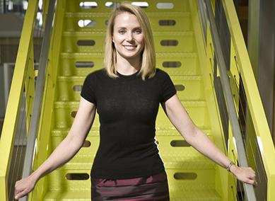 Marissa Mayer's Balancing Act   Small Business and Social Media   Scoop.it