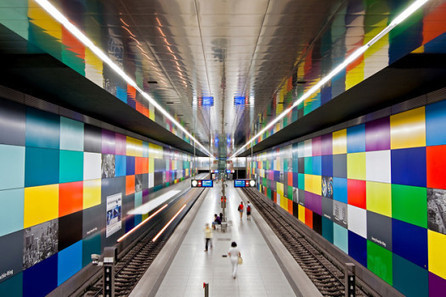 World's Most Beautiful Metro Stations | Travel | Scoop.it