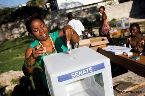 Haití, ¿Habrá más mujeres electas? | Genera Igualdad | Scoop.it