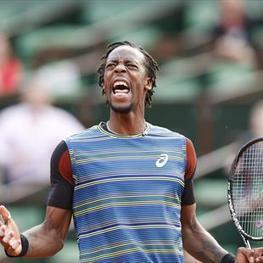 Monfils poursuit son festival  ! (Roland Garros 2013) | Tennis & ATP - Vivez la saison 2013 ! | Scoop.it