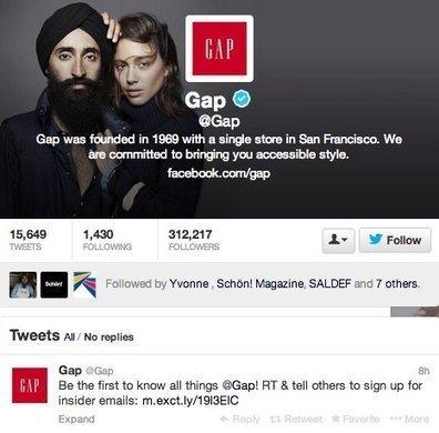 La réaction exemplaire de GAP à un graffiti raciste | Bad buzz : gérer une crise sur les réseaux sociaux | Scoop.it