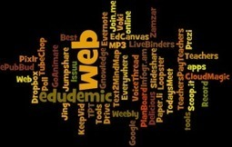 The 30 Best Web 2.0 Tools For Teachers (2012 Edition) - Edudemic   digital learning   Scoop.it