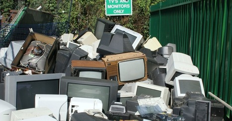 49 Million Tons of Electronic Waste Generated in 2012 | Sustainabilty | Scoop.it