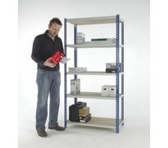 The Benefits Of Installing Garage Shelving Systems | Industrial Shelving Units | Scoop.it