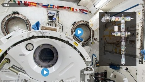 Explore the International Space Station (Toilets and All) With This Interactive Map | Heron | Scoop.it