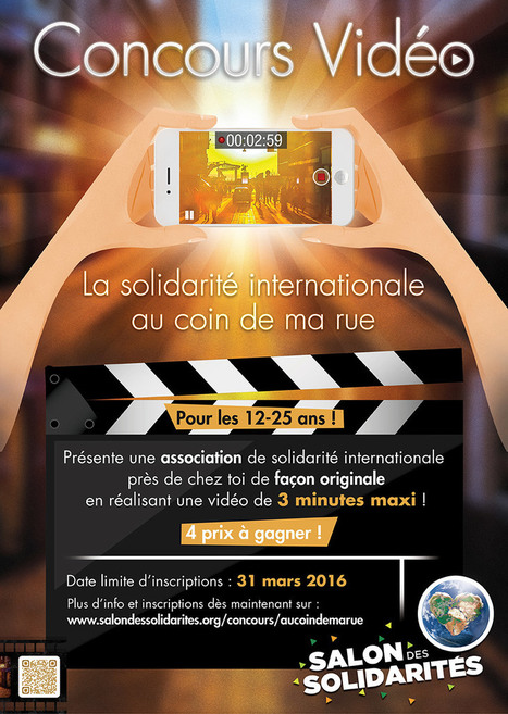 Salon des Solidarités, 19 au 21 mai 2016 à la Porte de Versailles | ONG et solidarité internationale | Scoop.it