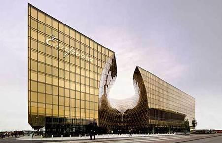 Emporia - Malmö Mixed Development   e-architect   Arquitectura digital   Scoop.it
