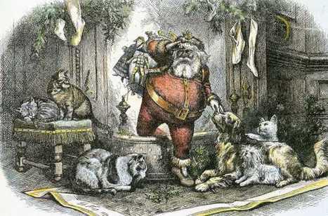 A Story of Santa: Celebrating the Universal Spirit of Giving & Generosity | Just Story It! Biz Storytelling | Scoop.it