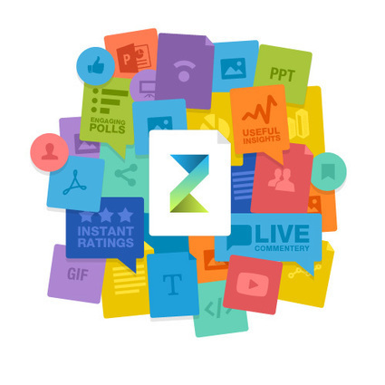 Zeetings - interactive conversations | Technology Tools for School | Scoop.it