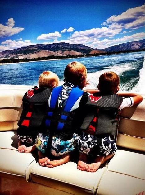 Tweet from @BlondeNinja221B | Discover Boating | Scoop.it