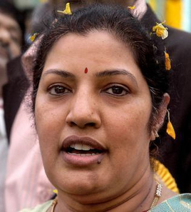 Purandeswari too joins the ugly fight | Indian Politics | Scoop.it