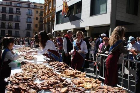 Fiesta del crespillo / Agenda de Actividades / Barbastro a un Click / Barbastro - Corazón del Somontano | Fiestas en Aragón | Scoop.it
