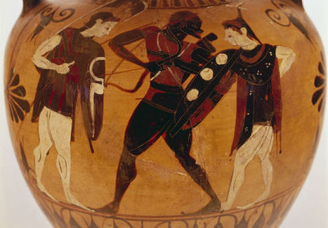 The Departure of Memnon: A Black Hero of the Trojan War | News You Can Use - NO PINKSLIME | Scoop.it