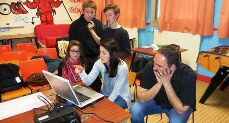 Collège : élèves et professeurs  au congrès «Math en Jeans» | Revue de presse des Lycées Raymond Savignac - Villefranche de Rouergue | Scoop.it