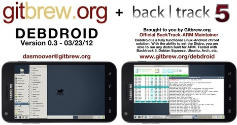 Android: Debdroid + backtrack5 | IT Security Unplugged | Scoop.it
