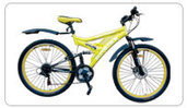 Mountain Bike (MTBs) - dual, hard and rigid suspension bikes - global | SafariBikes - BMX Mountain Bikes, Racing Bicycles, Buy Cycles in India | Scoop.it