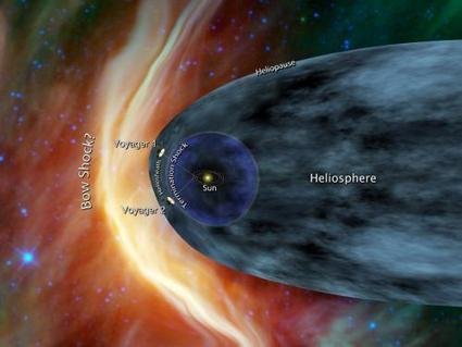Data from Voyager 1 point to interstellar future | science fetish | Scoop.it