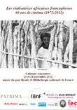 Colloque international «Les réalisatrices africaines francophones: 40 ans de cinéma (1972-2012)» | Actions Panafricaines | Scoop.it