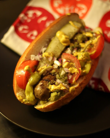 Chicago Beer Dogs Hot Dog | Food Recipes | Scoop.it