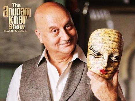 Streaming of The Anupam Kher Show | technology | Scoop.it