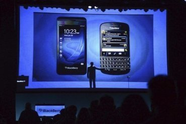 Plus de 85 millions pour le prochain dirigeant de BlackBerry | Technologie | news | Scoop.it