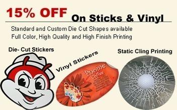 Sticker Printing | Vinyl Stickers Printing | Custom Stickers Printin | Best Quality Custom made Vinyl Stickers Australia | Scoop.it