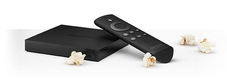 Amazon Fire TV : une autre alternative à l'AppleTV | Multiroom audio & video | Scoop.it