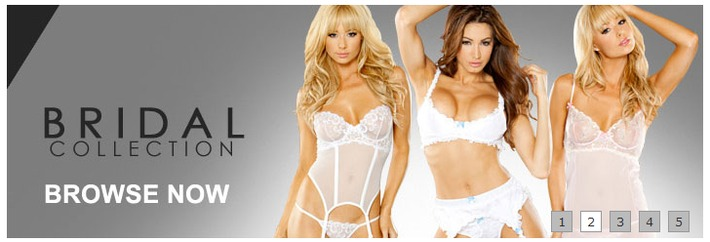 White Bridal Lingerie Collection | Lingerie Love | Scoop.it
