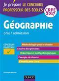 Géographie : oral / admission . Professeur des écoles, concours 2017   Education - Enseignement - Formation   Scoop.it