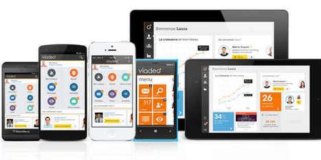 Le plan de la dernière chance de Viadeo, asphyxié par LinkedIn | SMP conseil en communication | Scoop.it