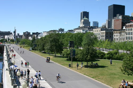 How to Transform a Waterfront: Project for Public Spaces | green streets | Scoop.it