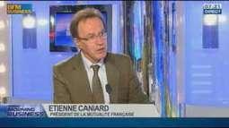 Les souscriptions à une mutuelle seront plus chères, Etienne Caniard, dans GMB - 22/10 | Le tiers payant | Scoop.it