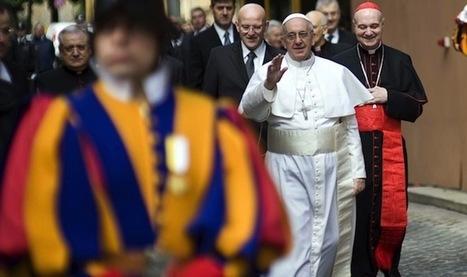Le pape François lance la réforme de la Curie | habemuspapam2013 | Scoop.it