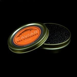 Boite de Caviar des Pyrénées - Origine - 50 gr | Caviar | Scoop.it