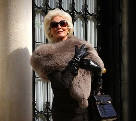 Industrywatch: Fashion Brands See Growth in Boomers   It's a boomers world!   Scoop.it