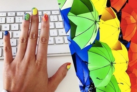 Favorite Instagram Pics Transformed Into Nail Art | MarketingHits | Scoop.it