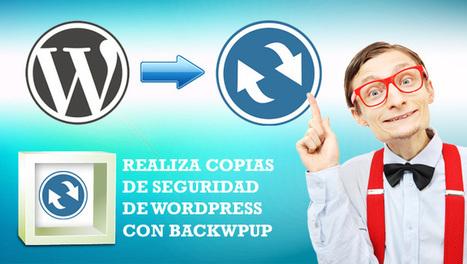 Cómo hacer una copia de seguridad de WordPress con el plugin BackWPup | Aimaro 3.0 | Scoop.it