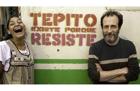 En ruta por Tepito, el barrio bravo de México DF. De 'safari' con un actor | Periodismo cultural narrativo (crónica, reportaje, entrevista y nuevos formatos) | Scoop.it