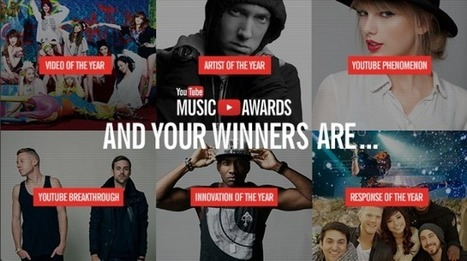 The First Ever YouTube Music Awards: What it Means For Marketers by @wonderwall7   Music   Scoop.it
