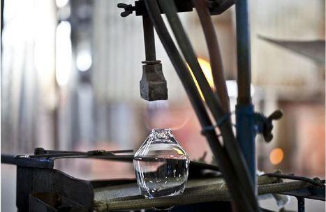 Le coup de cœur de la semaine : la Cristallerie Royale de Champagne | L'Etablisienne, un atelier pour créer, fabriquer, rénover, personnaliser... | Scoop.it