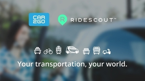 Daimler Subsidiary Acquires RideScout, MyTaxi Apps | great buzzness | Scoop.it